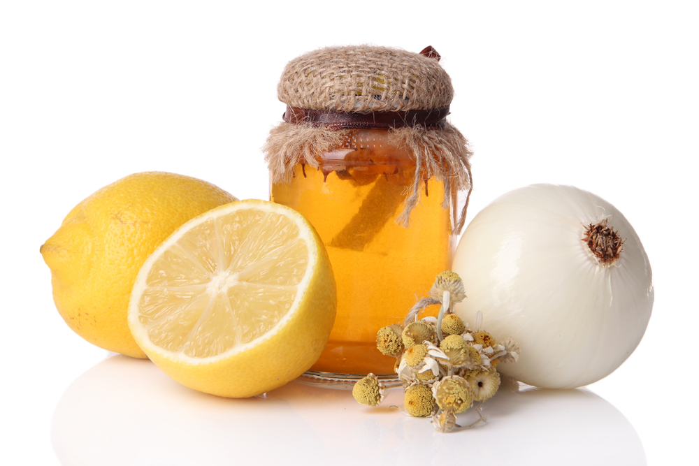 citron-med-cibule